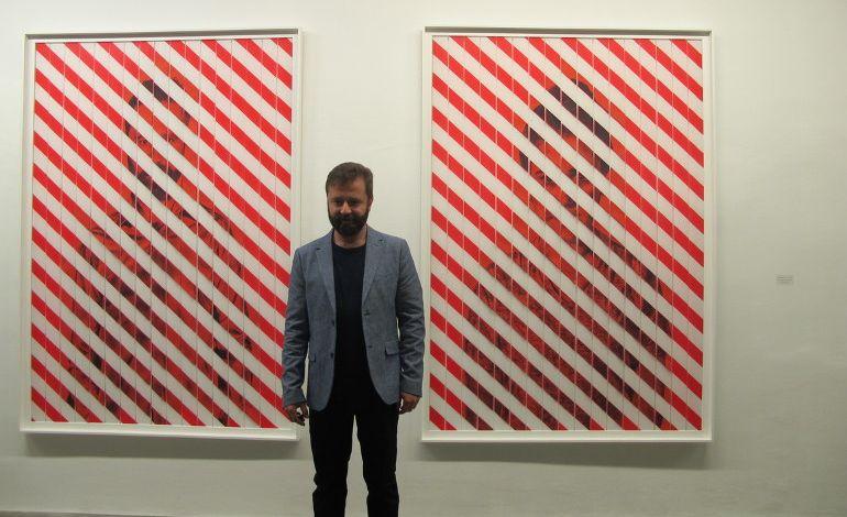 Murat Han Er, İlk Kişisel Sergisi 'İç Yüzey'