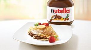 Nutella ile Tatlı Aşkına!