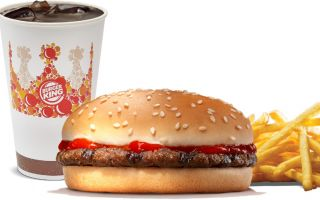 Burger King® 'den Çocuklara ' Evcil Hayvanların Gizli Yaşamı ' Sürprizi