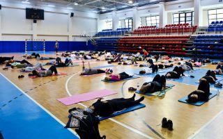 Maltepeli Kadınlara Ücretsiz Pilates Eğitimi