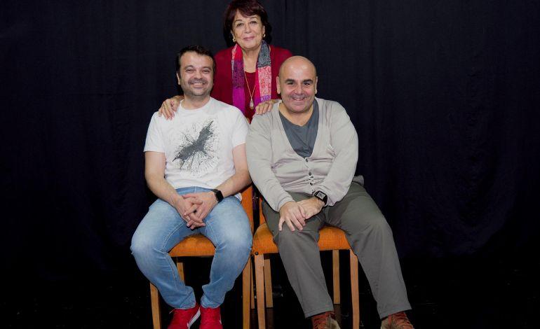 Melek Baykal ve Nedim Saban Yıllar Sonra Tiyatro Sahnesinde