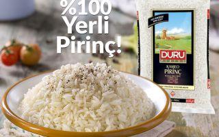 Kameo Pirinç ile Pilavların Kıvamı Kolay Tutacak!