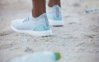 Parley Ocean Plastiği Kullanılarak Üretilen Performans Ayakkabısı