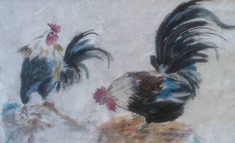 Jsm Wabiten 8'Nengajo-Toridoshi'e-Tegami Sergisi