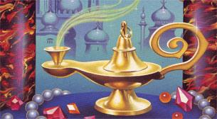 Alaaddinin Sihirli Lambası