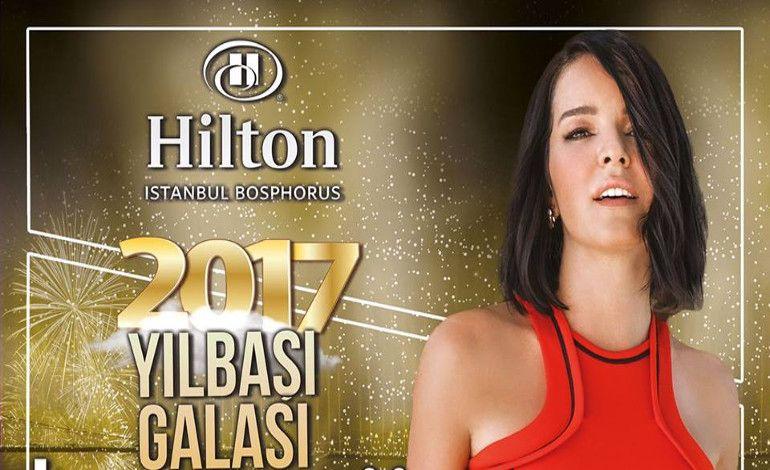 Bengü 2017 Hilton Yılbaşı Galası