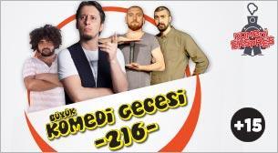 Büyük Komedi Gecesi - 216 -