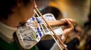 Cateura Çöpten Enstrümanlar Orkestr