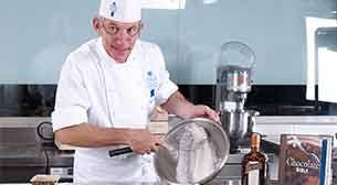 Çikolata Yapım Teknikleri Demo Ders