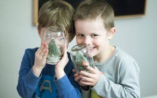 EFK ile Çocuklar Kendi Camdan Dünyalarını Şekillendirecek