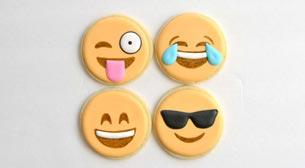 Emoji Kurabiyeler 9 - 12 Yaş