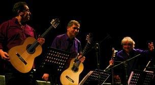 İstanbul Gitar Ensemble 3 Gitarın