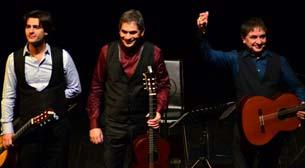 İstanbul Gitar Üçlüsü ile Tango