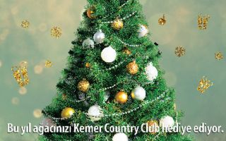 Kemer Country New Year Bazaar