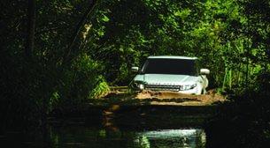Land Rover Experience İle Macera