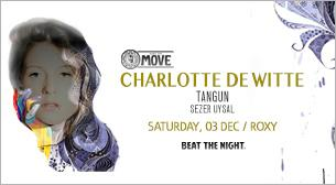 Make the Move presents Charlotte de