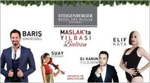 Steigenberger Maslak 2017 Yılbaşı