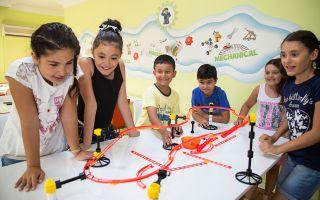 Yarıyıl Tatilinde Çocuklar EFK'da Eğlenerek Öğrenecek