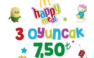 McDonald's'tan Çocuklara Yeni Yıl Müjdesi