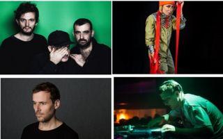 Müzik, Yaratıcılık ve Teknolojiyi Buluşturan Sónar Istanbul, İlk Kez Zorlu PSM'de!