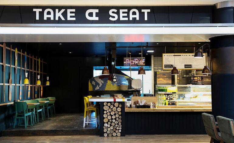 Take A Seat Akmerkez'de Hepsi Bi'arada