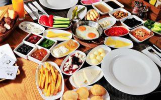 Uzun ve Keyifli Kahvaltıların Adresi PS Lounge