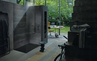 Saf Tasarım: Banyoda Beton Kullanım