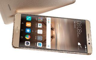 Huawei Mate 9, Türkiye'de Satışta