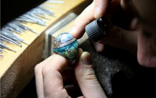 İstanbul'un Pırlantalı Mücevherleri