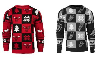 Nba'den Çılgın Yeni Yıl Koleksiyonu:'Ugly Sweaters'