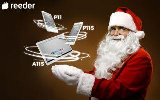 Yeni Yılda Reeder'den Yeni Cihazlar