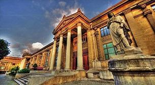 Arkeoloji ve Büyük Saray Müzesi