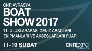Boat Show 2017 - 3 Günlük Bilet