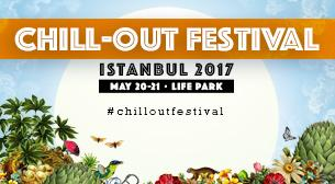 Chill - Out Festival Istanbul 2017