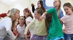 Çocuklarla Yaratıcı Drama Atölyesi