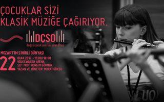DÇSO - Mozart'ın Sihirli Dünyası