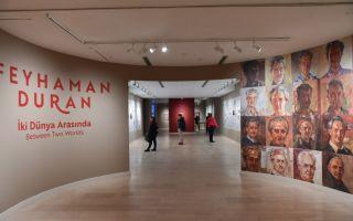 Feyhaman Duran - İki Dünya Arasında