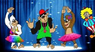 Gorillerle Dans