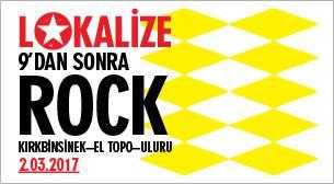 Lokalize: 9'dan Sonra Rock - Kırkbi