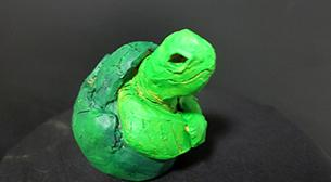Masterpiece Heykel - Kaplumbağa