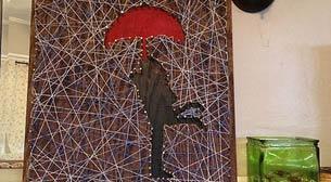 Masterpiece String Art - Şemsiye
