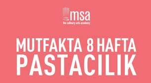 MSA-Mutfakta 8 Hafta-Pastacılık