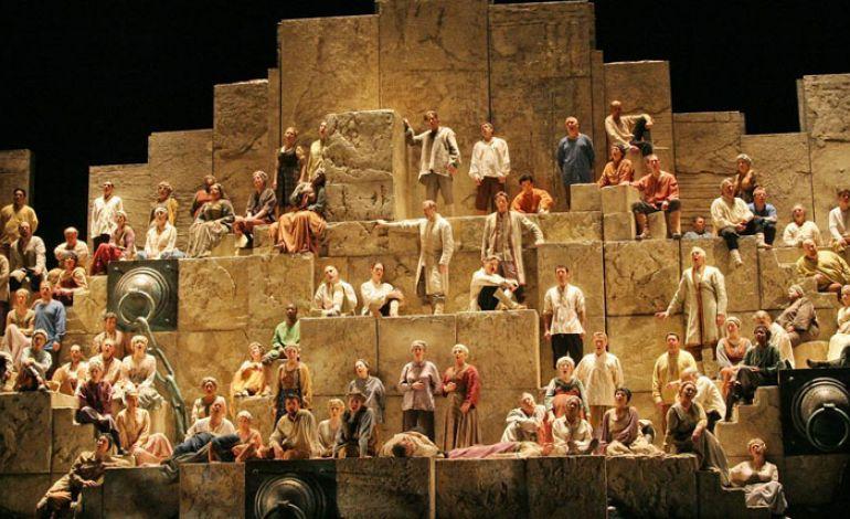 Nabucco Operası İstanbullularla Buluşuyor