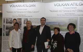 Nükleer Santral Karşıtı Gezici Sergi Maltepe'de