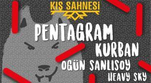 Pentagram, Kurban, Ogün Sanlısoy