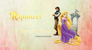 Rapunzel ile Beyaz Atlı Prensi
