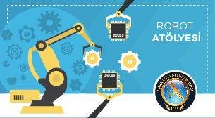 Robotik Temel Atölyesi 8-16 yaş