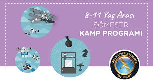 Sömestr Kamp Programı 8 - 11 Yaş