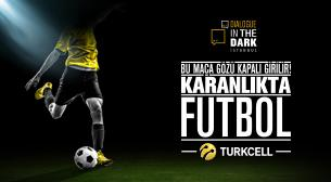 Turkcell Karanlıkta Futbol