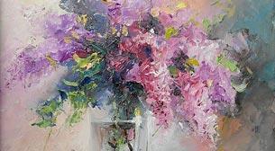 Yağlı Boya Workshop Çiçekler